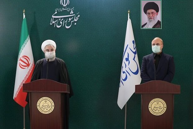 """Irans Streit um das """"Biden-Budget"""""""