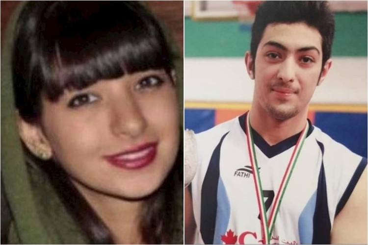 Arman Abdolali, Ghazaleh Shakur, Hinrichtung, Todesstrafe, minderjährig, Iran, Mord