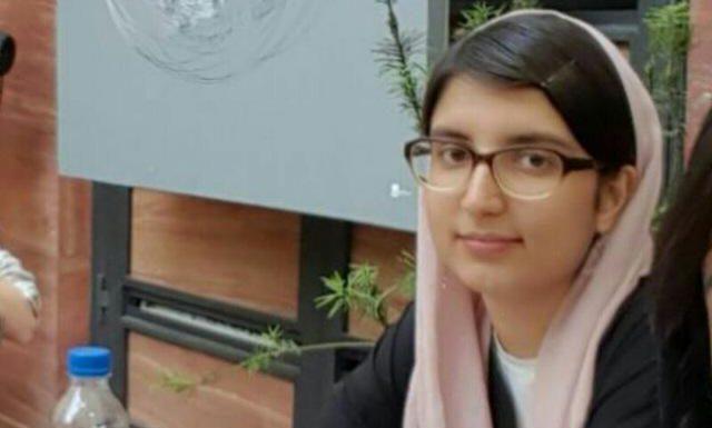 Parisa Rafiee, Iran, Frauenrechte, Menschenrechte, Politische Gefangene, Jungfräulichkeitstest