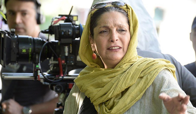 Manijeh Hekmat - Iranische Filmregisseurin