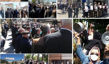 Rentnerproteste Iran, Armutsgrenze Iran, Armut Iran, Soziale Versicherung Iran, Altersarmut Iran, Tamin Edjtemai, Khadamate Keshvari, Organisation für Soziale Sicherheit Iran,