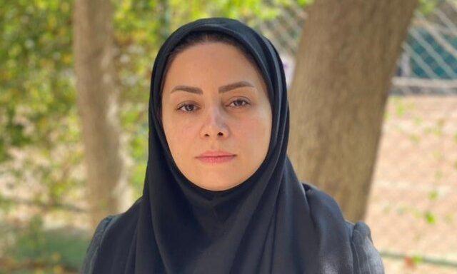Mahdieh Karimifar, Managerin der iranischen Tennisnationalmannschaften der Männer und Frauen, Iran, Frauensport, Iranischer Tennisverband