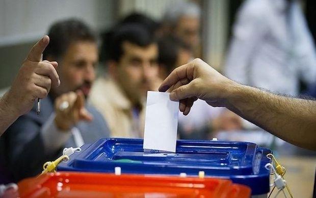 Kandidaten der Präsidentschaftswahl im Iran