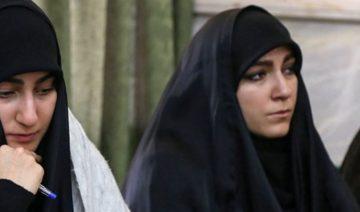 Soleimani, Narjes Solaimani, Zeynab Solaimani, Stadtrat Teheran, Wahlen Iran, Präsidentschaftswahlen Iran, General Qasem Solaimani, Quds-Einheit