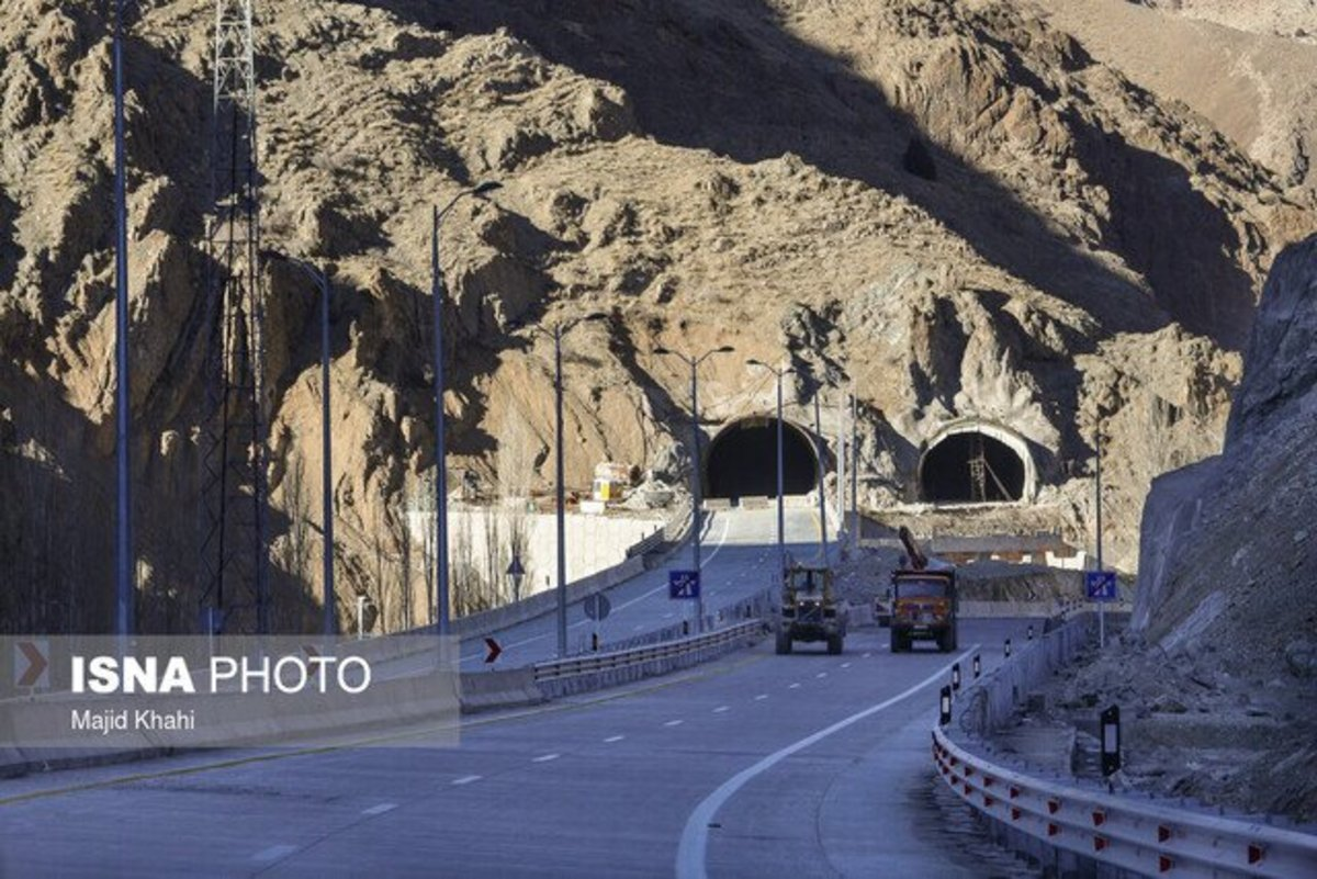 Längster Straßentunnel des Nahen Ostens im Iran eingeweiht