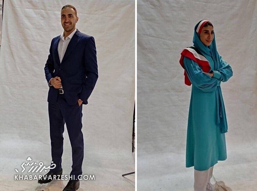 Iran verzichtet auf umstrittenes Olympia-Outfit