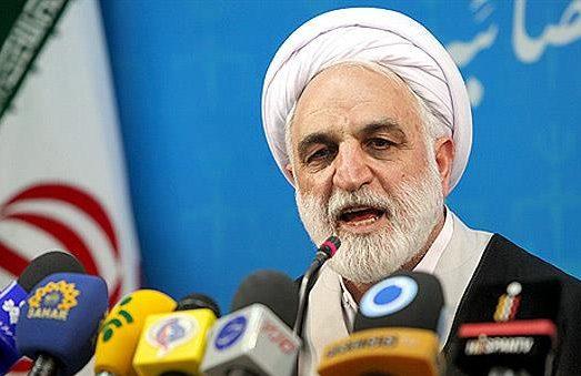 Berüchtigter Richter wird Justizchef Irans