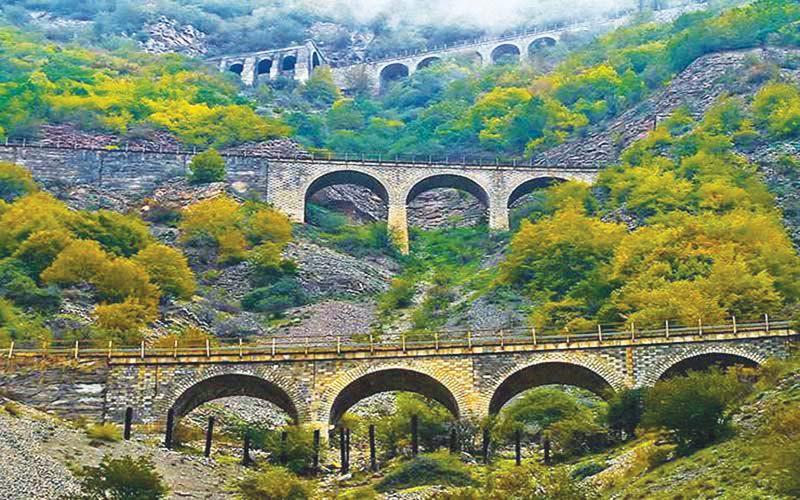 Iranische Eisenbahn zum Welterbe erklärt
