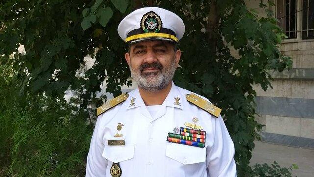 Shahram Irani, Iran Marine, Armee Iran,