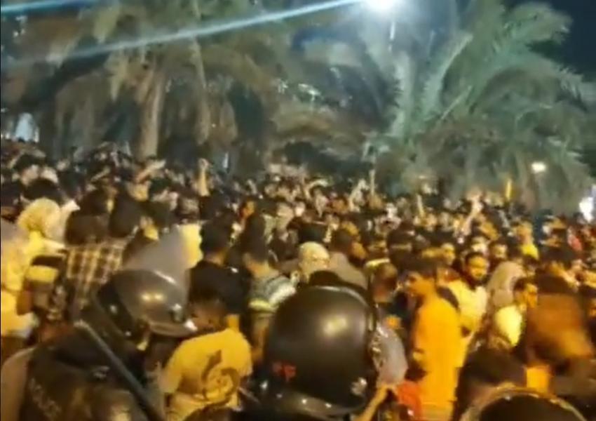"""Protestierende im Südiran als """"Feinde des Regimes"""" bezeichnet"""