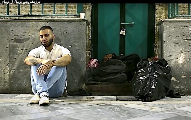 Proteste gegen Festnahme des Rappers Tomaj Salehi