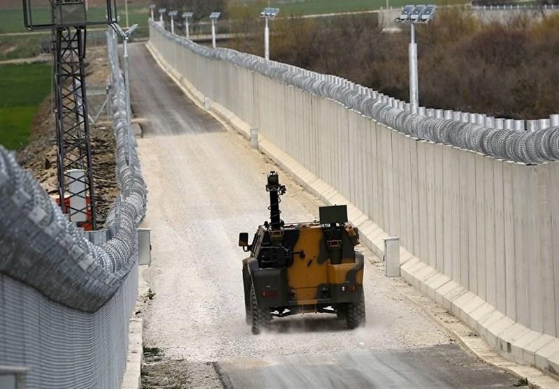 Die Türkei baut die Mauer an ihrer Grenze zum Iran aus!