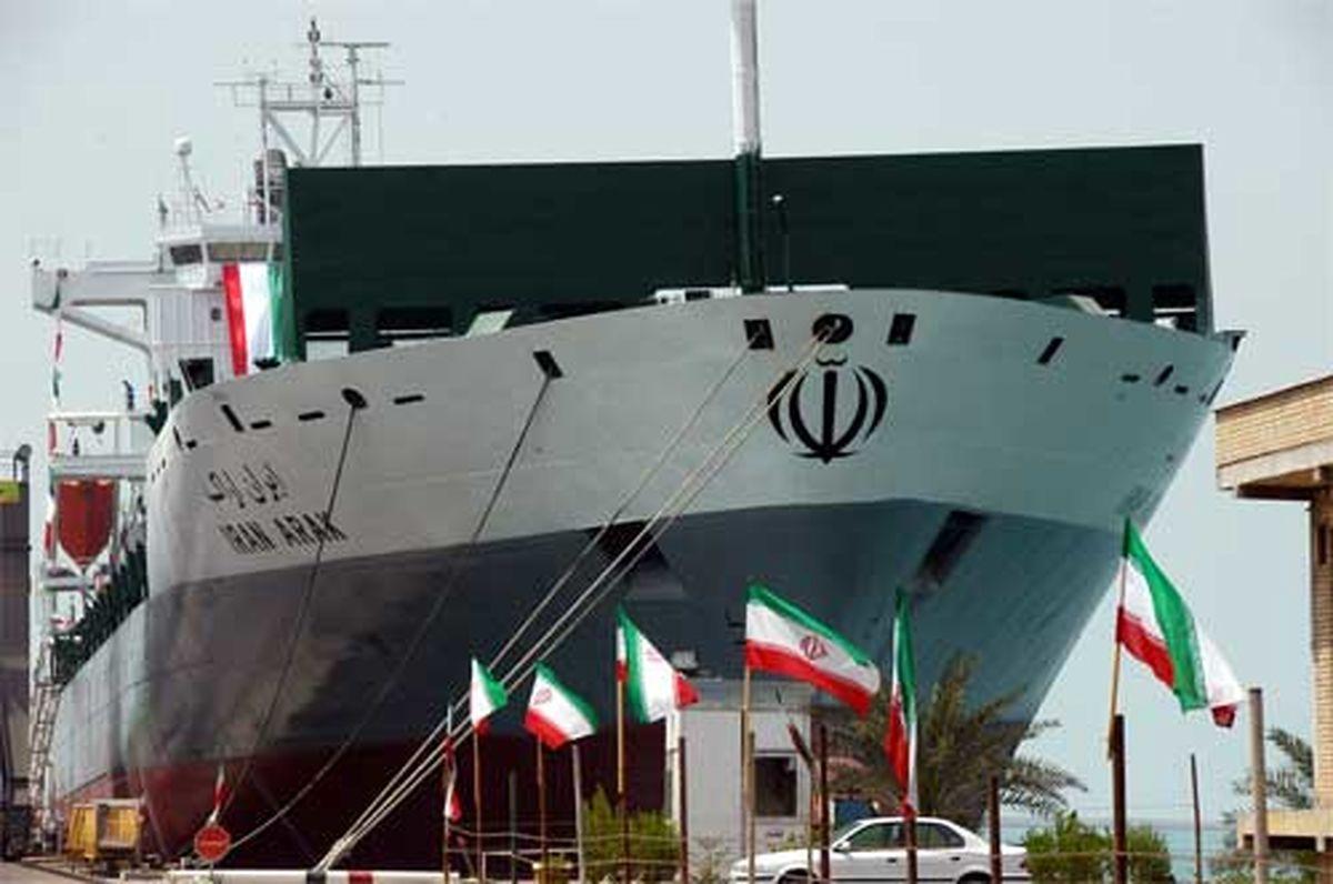 Iranische Schiffe dürfen chinesische Häfen nicht anlaufen