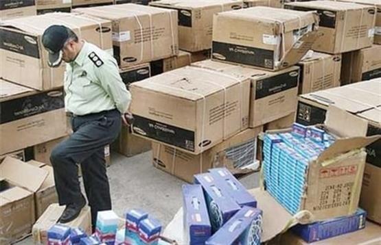 Die Polizei beschlagnahmt immer wieder Schmuggelware, aber was sie damit macht, gibt sie nicht bekannt!